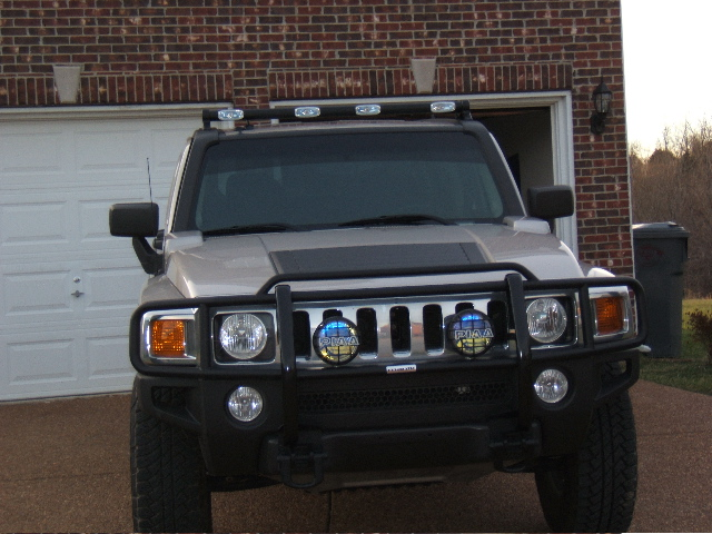 H3 with xtc light bar and piaa 520s hummer forums by elcova attached images aloadofball Image collections