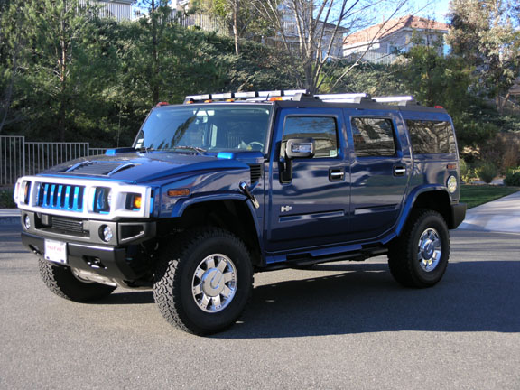 opinions on all terrain blue hummer forums by elcova