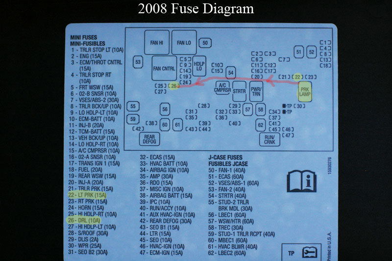 2008 hummer h3 fuse box diagram diagrams auto wiring diagram Hummer H3 Parts List 2007 Hummer H3 Wiring Schematic