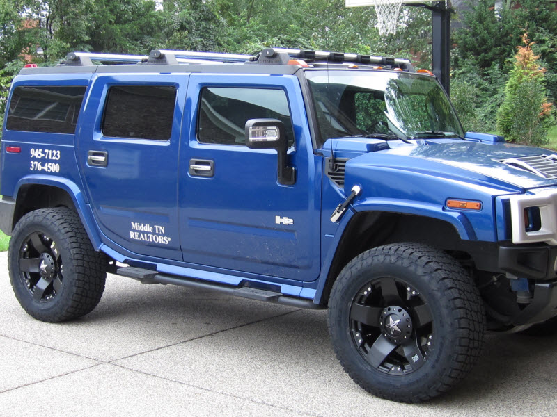 limited edition pacific blue h2 hummer forums by elcova