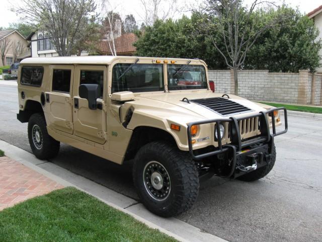 Military Humvee Paint Colors